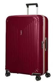 Купить <b>красный</b> пластиковый <b>чемодан</b> в интернет-магазине ...
