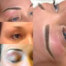 semi permanent eyebrow makeup glasgow 2