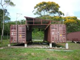 Living In Shipping Containers Container Homes Shipping