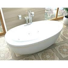 whirlpool tubs bathtubs idea freestanding oval jetted bathtub heater jacuzzi bath tub