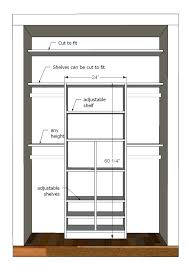 closet rod distance from wall home and interior magnificent closet rod height standard double clothes from closet rod