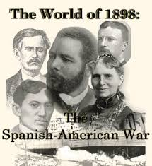 Image result for the Treaty of Paris was signed, ending the Spanish-American War