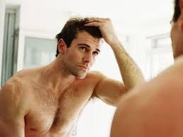 Как начинается облысение у мужчин фото