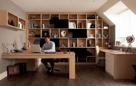 Small Picture Home Office Fitted Office Furniture by Sharps