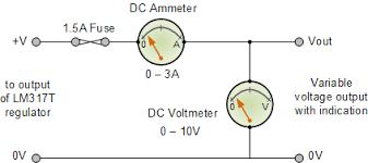 box mod mos fet wiring diagram meter box trailer wiring voltmeter schematic diagram