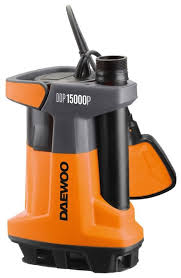 Дренажный <b>насос Daewoo Power Products</b> DDP 15000P (1100 Вт ...