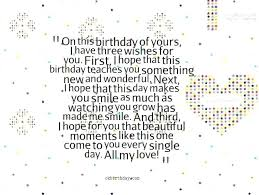 First Birthday Quotes Mesmerizing 48st Birthday Quotes For Son Stunning Beautiful Winter First Birthday