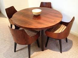 unique mid century modern round dining table of amazing home throughout miraculous mid century modern round