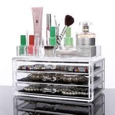 acrylic makeup organizers 1303