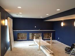 Basement Design Painting