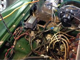 66b engine bay wiring location picture mgb gt forum mg thank you