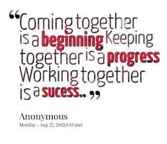 Quotes About Unity Enchanting Famous Quotes About Working Together Profile Picture Quotes 48