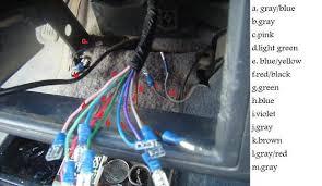 87' 4runner radio wiring help yotatech forums 2001 toyota 4runner radio wiring diagram at 2001 Toyota 4runner Radio Wiring