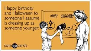 Halloween Birthday Card Halloween Ecard
