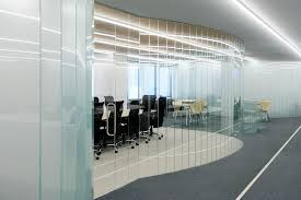 office space architecture. The Main Open Office Space Contains A Mixture Of Fixed And Flexible Desk Spaces To Offer More Fluid Options For Various Work Styles. Architecture
