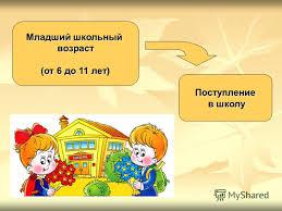 Презентация на тему Психологические особенности детей младшего  2 Младший школьный возраст от 6 до 11 лет Поступление в школу