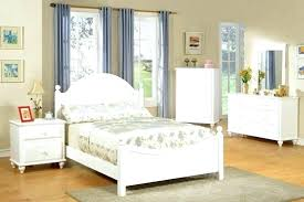 Girls Furniture Queen Bedroom Sets Incredible For 6 Kids White Bed ...