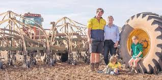 PressReader - The West Australian: 2018-05-19 - Dry argument Farmers sow  into dust