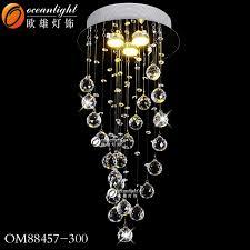 fiber optic chandelier lighting light decoration lights om165