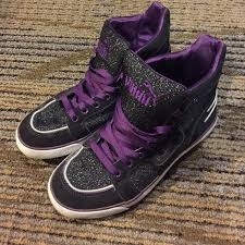 puma shoes for girls. kids shoes in great condition, tennis for girls size 6 puma i