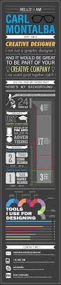 282 Best Resumes Images On Pinterest Graphic Art Graphics And