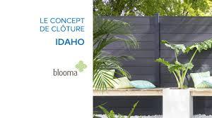 Panneaux De Jardin Composables Idaho Blooma 619652 Castorama