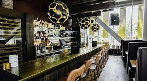 pendant lighting for restaurants. The-carlile-room-from-american-chef-tom-douglas-. The Restaurant Pendant Lighting For Restaurants I