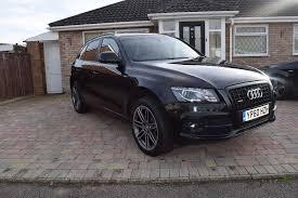 black audi 2010. Plain Black 2010 AUDI Q5 S LINE BLACK EDITION 20 TDI QUATTRO PX SWAP Not Focus Rs St On Black Audi P