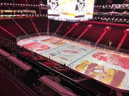 Little Caesars Arena Seating Chart Wwe Little Caesars Arena View From Mezzanine M24 Vivid Seats