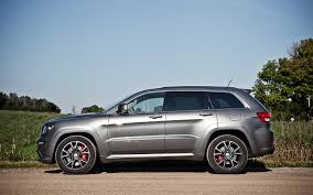 2012 Jeep Grand Cherokee SRT8 - Editors' Notebook - Automobile ...