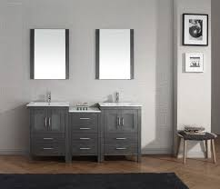 Bathroom Vanities Height Vanities Bathroom Vanity With Makeup Counter Makeup Vanity
