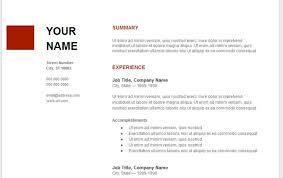 Resume On Google Docs Classy Google Docs Functional Resume Template Google Docs Functional Resume