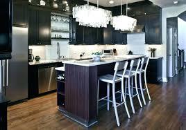 kitchen island chandelier lighting crystal islands for