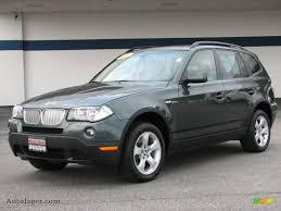 Coupe Series bmw x3 3.0 si : 2007 BMW X3 3.0si in Highland Green Metallic - F26851 | Auto Jäger ...