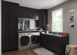 kitchen laundry room cabinets laundry. Midtown Dark Shaker. Laundry Room Cabinetry Kitchen Cabinets