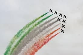 Verso il 2 giugno: al via oggi il Giro d'Italia delle Frecce Tricolori -  Festa della Repubblica Italiana 2021, 2 giugno 2021, parata del 2 giugno  2021