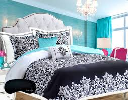 excellent design black and white damask twin bedding imposing blackd pictures grid full size of xlblack sets