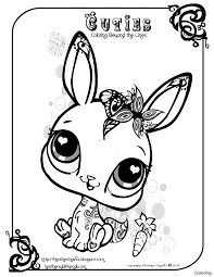 Baby Animals Coloring Pages Viettiinfo