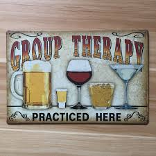 wine and drinking vintage home decor beer metal tin signs malt decorative plaques for bar wall x popular wall decor signs