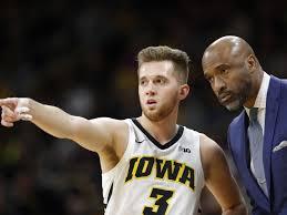 Andrew Francis leaving Iowa staff   Iowa Hawkeyes Basketball   qctimes.com