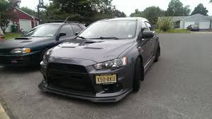 mitsubishi evo 2013 black. 2010 mitsubishi evo x lancer gsr for sale freehold township new jersey evo 2013 black