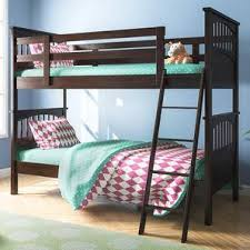 bunk beds with slide and swing. Wonderful Slide Barnley Bunkbed Dark Walnut Finish Without Storage By Urban Ladder To Bunk Beds With Slide And Swing H