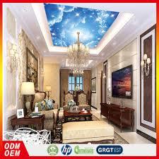 3d Ceiling Design Wallpaper Bright Blue 3d Ceiling Wallpaper Price Ceiling Wallpaper Sky 3d Wallpaper For Home Decoration Buy Price Ceiling Wallpaper Ceiling Wallpaper Sky 3d