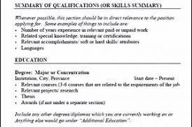 Csc Resume Samples PDF