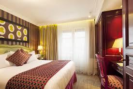 Maison Bedroom Furniture La Maison Favart Hotel In Paris Classic Rooms