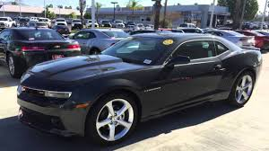 2015 Chevy Camaro 1LT with RS Package in Riverside - YouTube