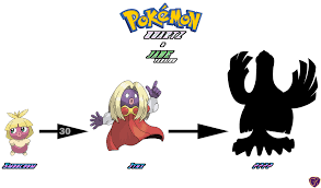 Jynx Evolution Chart Images Of Jynx Evolution Chart Industrious Info