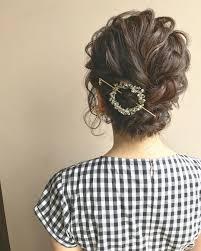 ドレスに合う髪型51選華やかで可愛らしい魅力的なスタイルをまとめまし