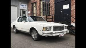 1979 Chevrolet Monte Carlo Ebay July 2017 SOLD - YouTube