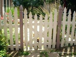 Diy Backyard Gate Modern Fence Gate Diy Wood Gate Door